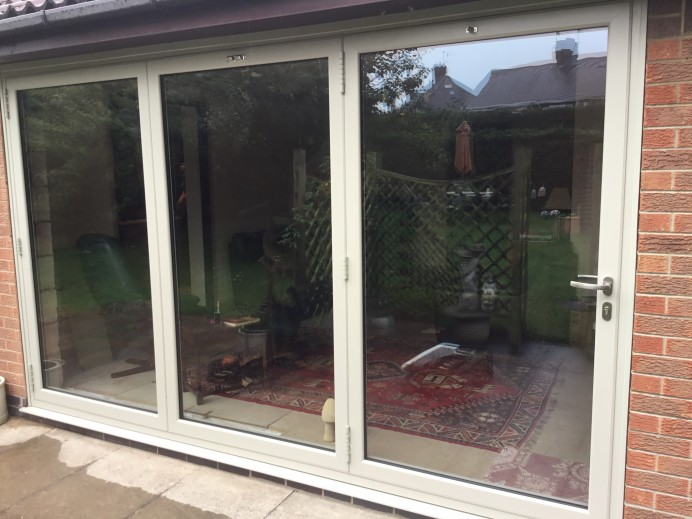 As mentioned recently ... & French Grey Bi-Fold Doors in Derby - Basfords
