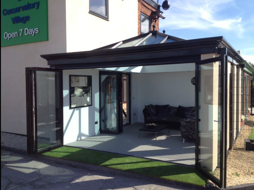 basfords showroom bi folds windows orangeries