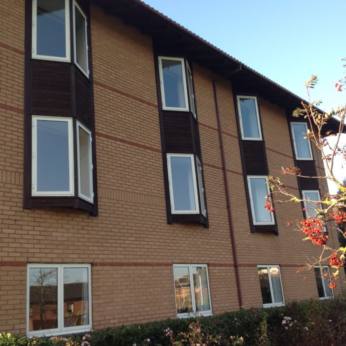 New Windows And Doors at The Abbey Hill Hotel in Milton Keynes