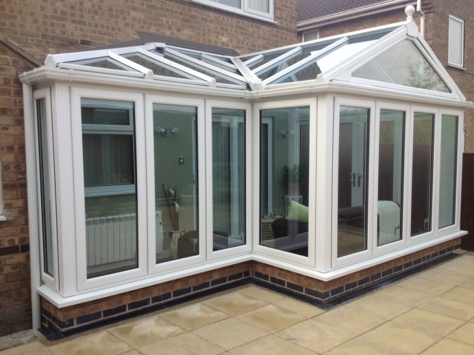Replacement Conservatory in Derby
