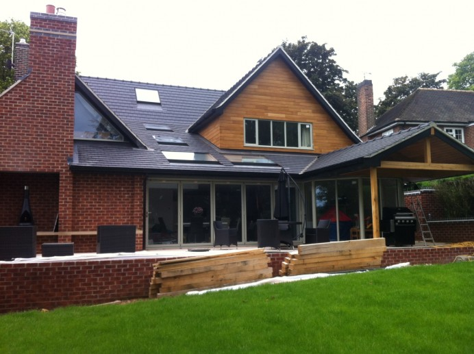 Chartwell Green Bi-Fold doors, Bow Windows and Casement Windows in Derby