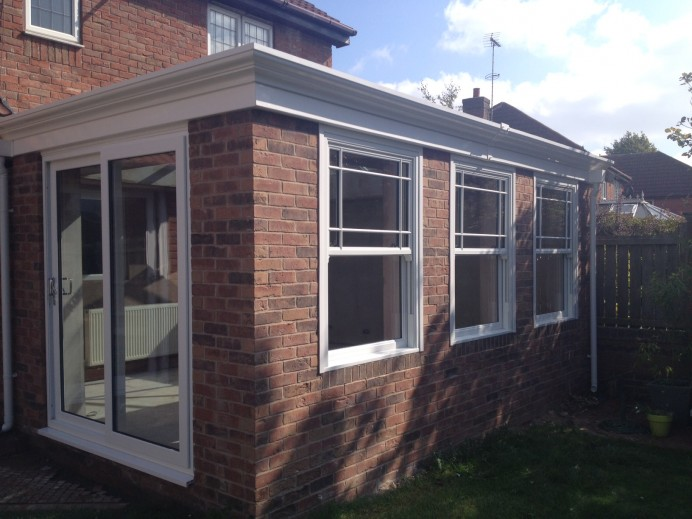 Spacious Conservatory in Leicester