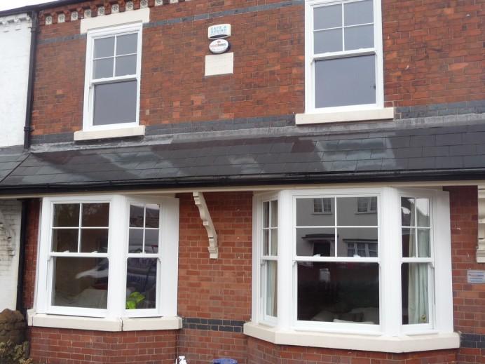 Sash Windows in Nottingham