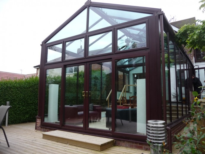 Conservatory in Nottingham