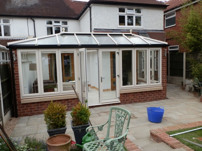 Conservatory Installation For New Living Area