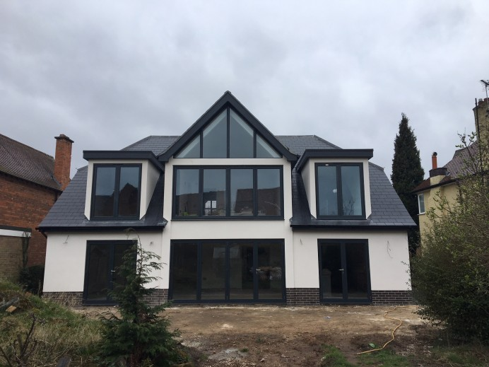 Property Fitted with Origin Windows and Origin Doors