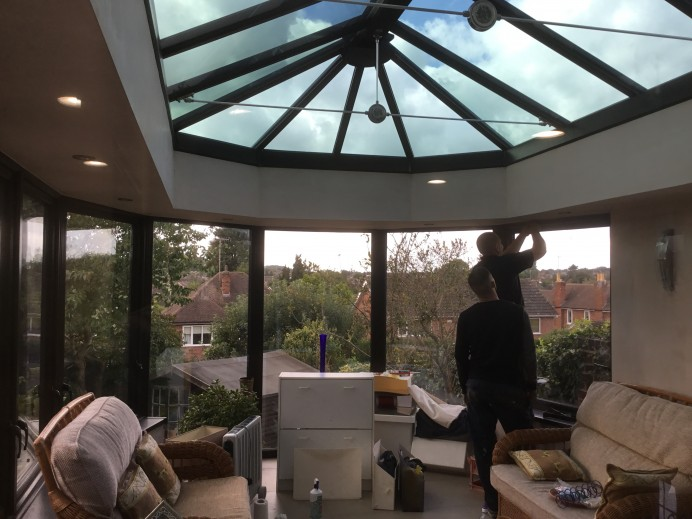 A One of a Kind Orangery
