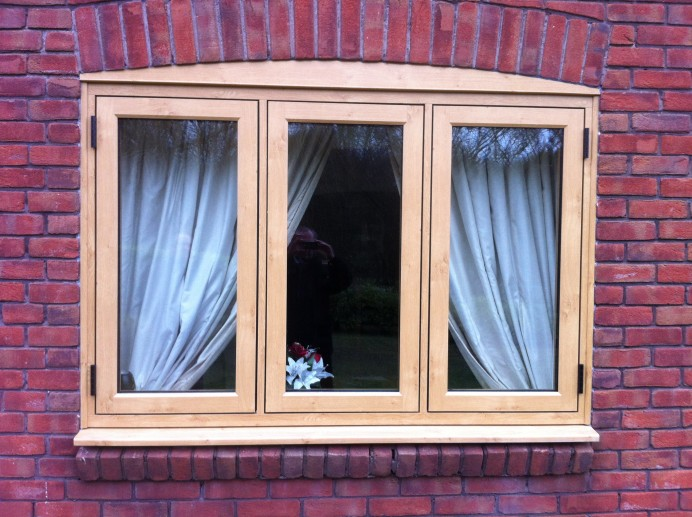 Timberlook Windows Installed in Entire Property