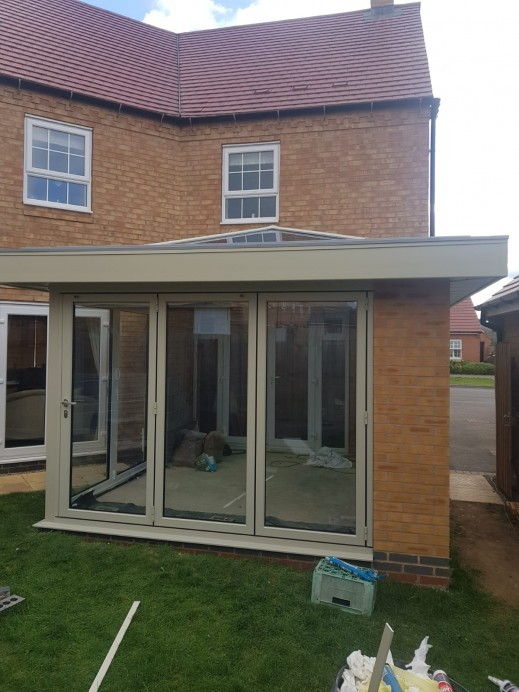 An Orangery Built Just In Time For Christmas