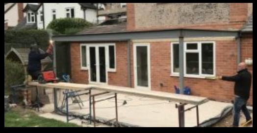 Orangery Design & Build Nottingham