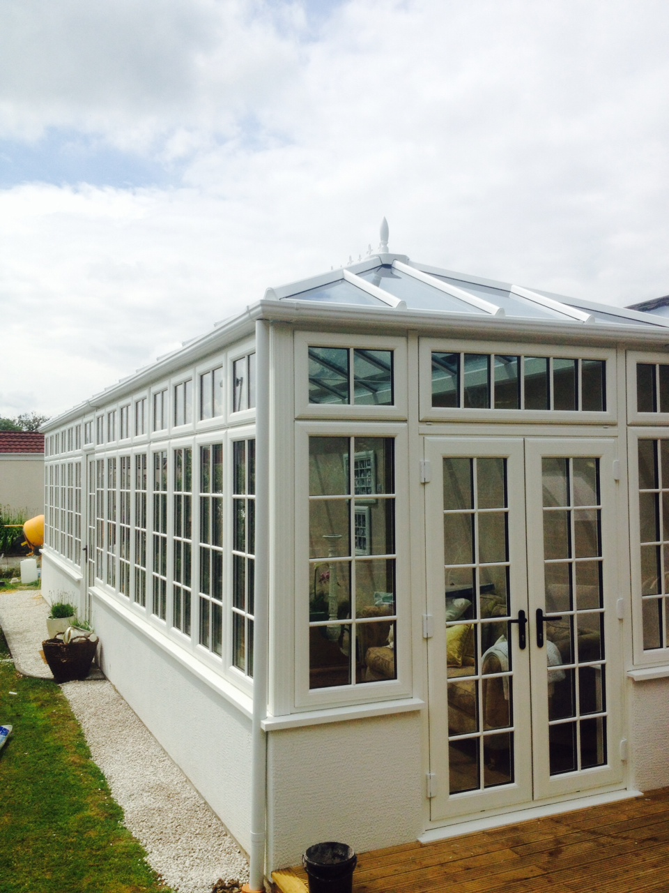 New Windows and Conservatory Fitted in Derby