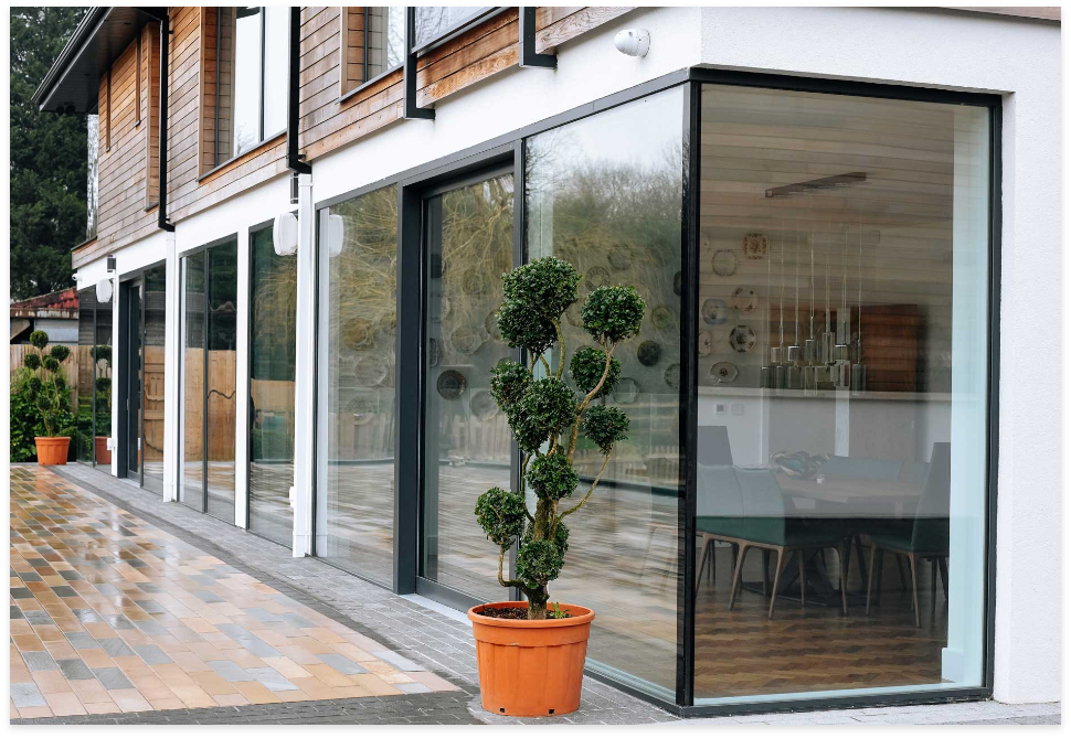 Aluminium Patio Doors Nottingham