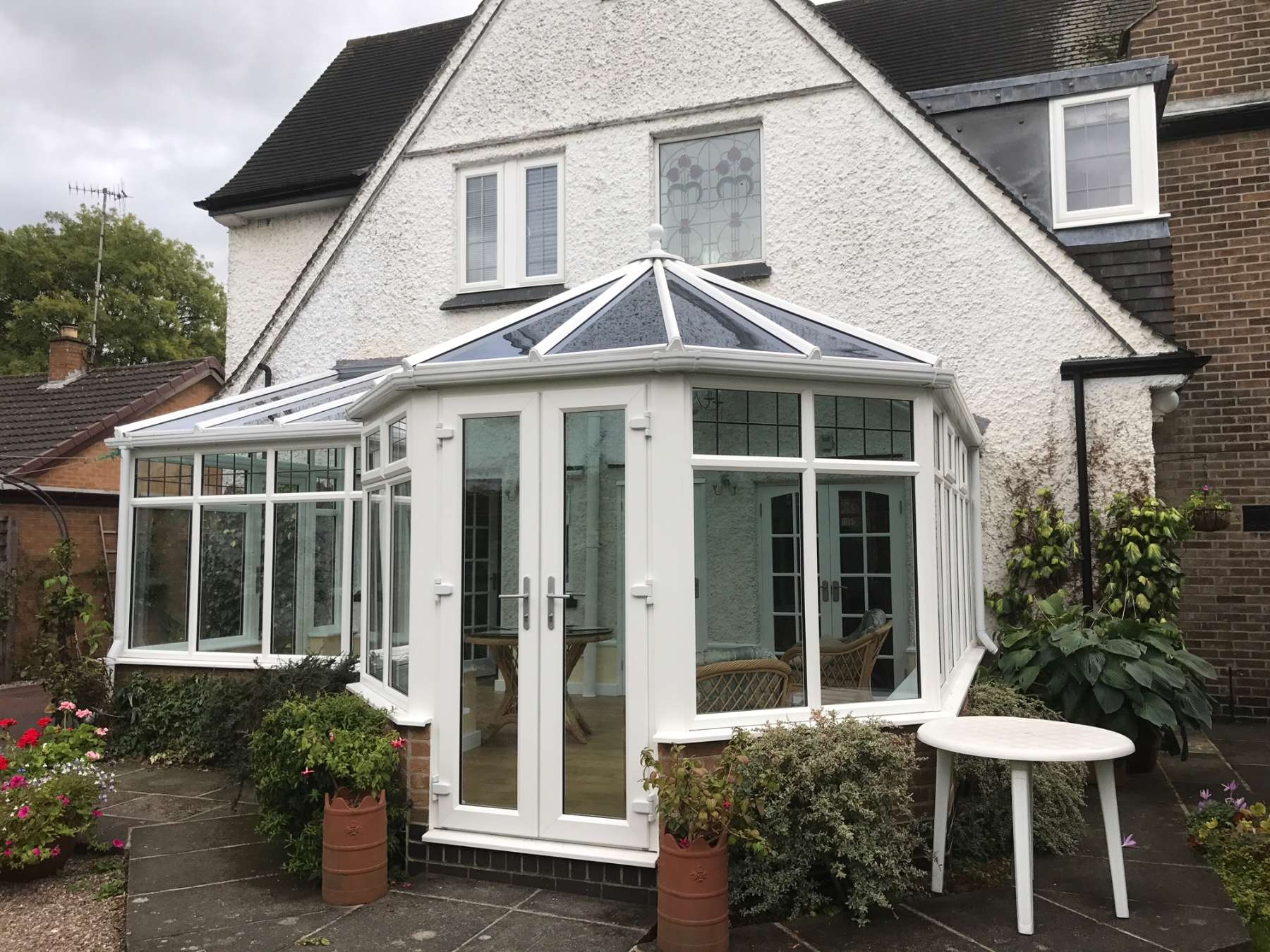 double glazed conservatories nottingham