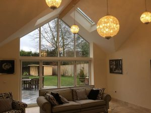 prices for house extensions nottingham