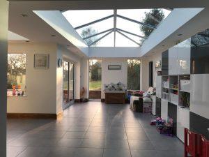 modern house extensions nottingham