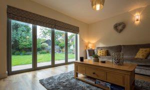 modern bifold doors nottingham