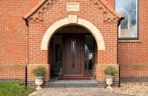 Origin entrance doors Nottingham