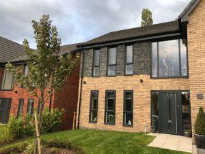 sunflex aluminium entrance door prices nottingham