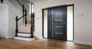 aluminium entrance door prices nottingham
