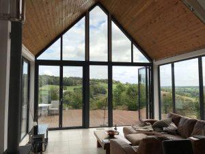 aluminium windows Nottingham