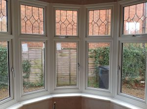 bow and aby uPVC windows Nottingham
