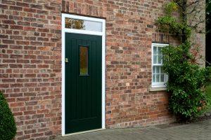 uPVC front doors nottingham
