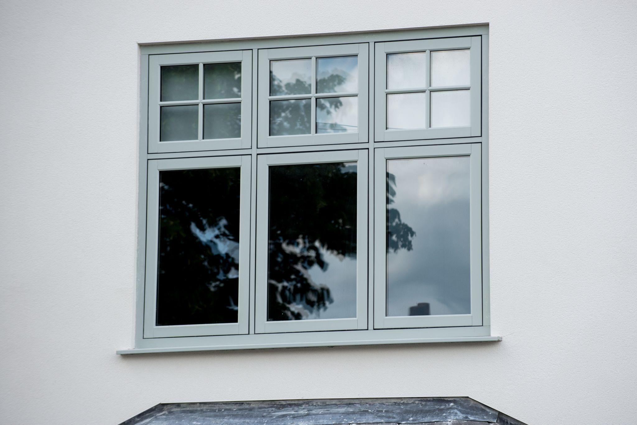Timberlook Flush Sash Windows
