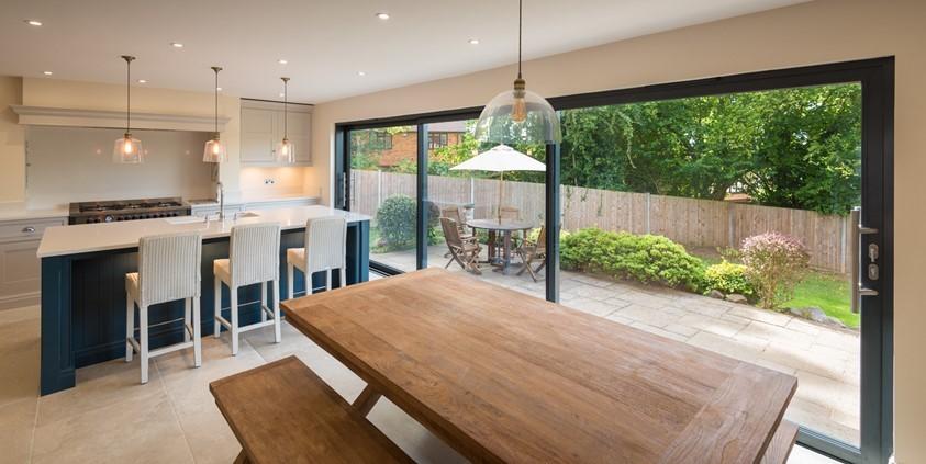 origin sliding patio doors Leicester