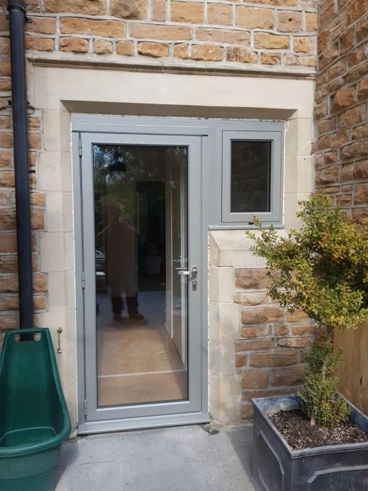 Origin French doors Leicester